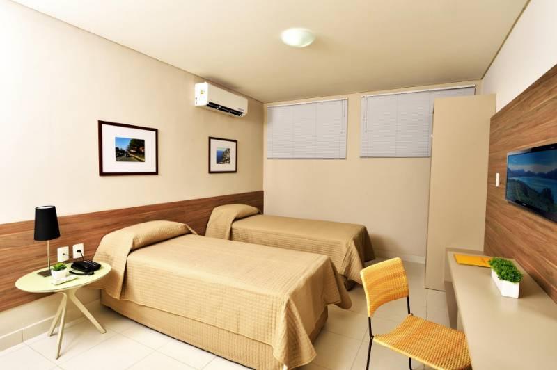 Apartamento Prime Duplo Solteiro