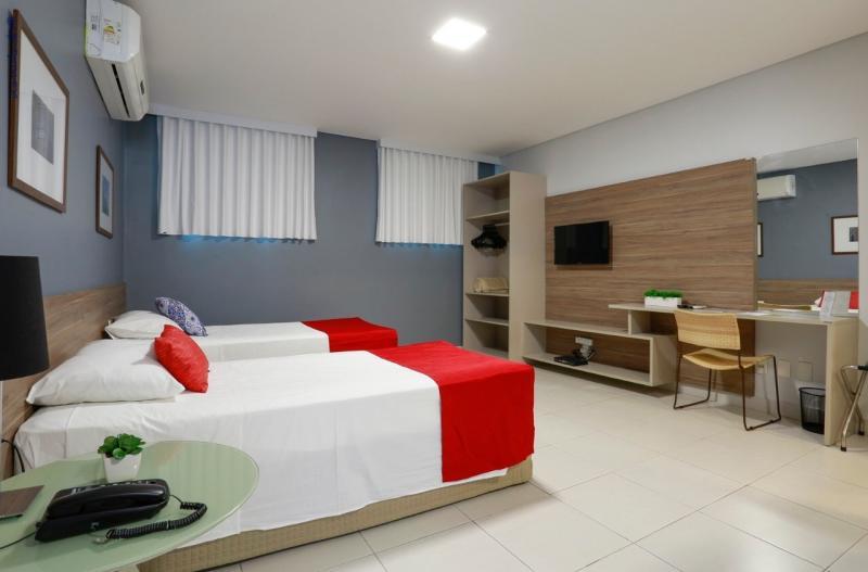 Apartamento Prime Triplo